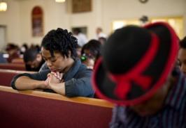 People Praying 1