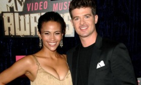 Robin Thicke Reportedly Not Giving Up On Paula Patton