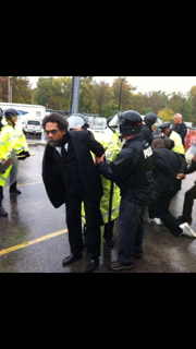 Dr Cornell West Arrested In St Louis