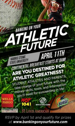 Wells Fargo - Banking On My Athletic Future