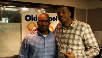 DJ Kut and Terrell L. Carter