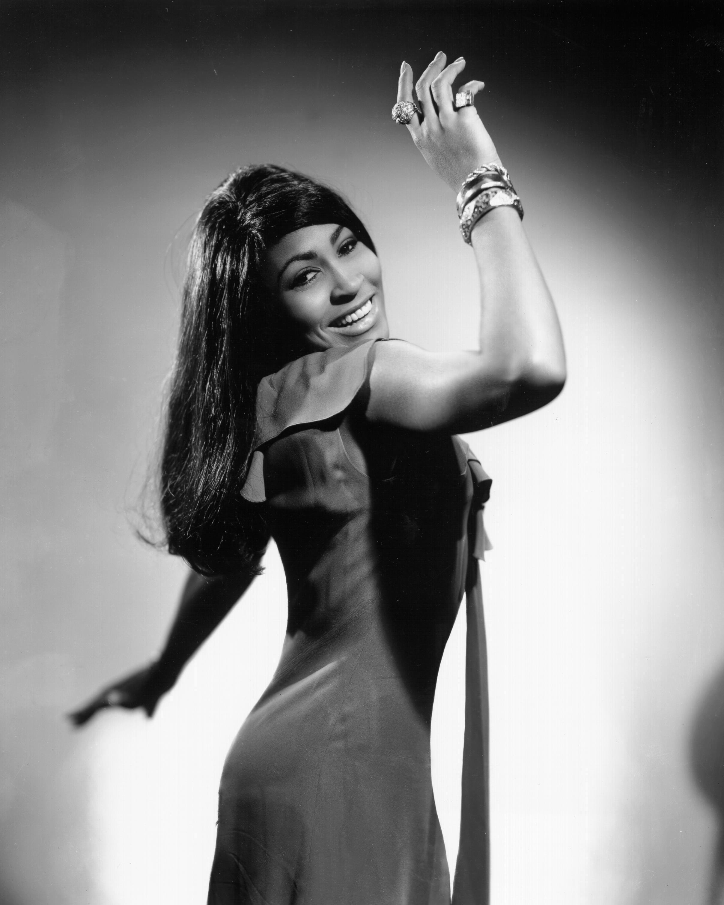 Tina Turner Portrait