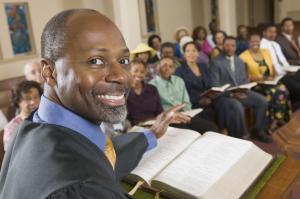 Preacher and Congregation
