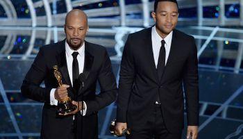 John Legend Common Oscars