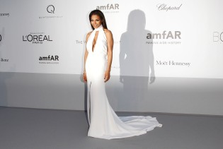 2012 amfAR's Cinema Against AIDS - Arrivals