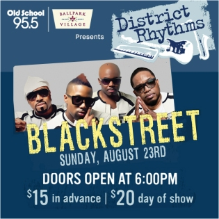 BallPark Village - Blackstreet