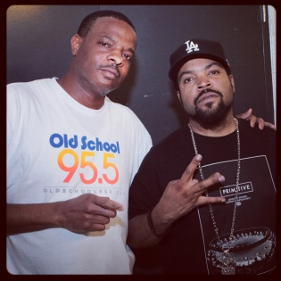 Ice Cube & DJ Kut
