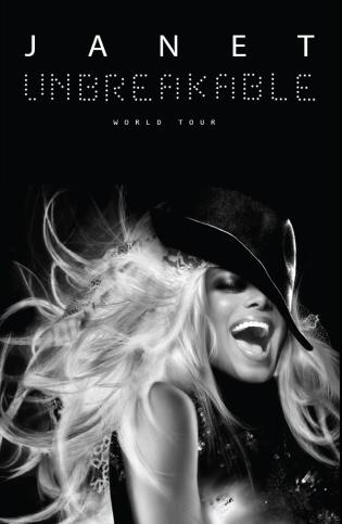 Live Nation - Janet Jackson