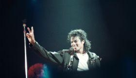Michael Jackson Bad World Tour