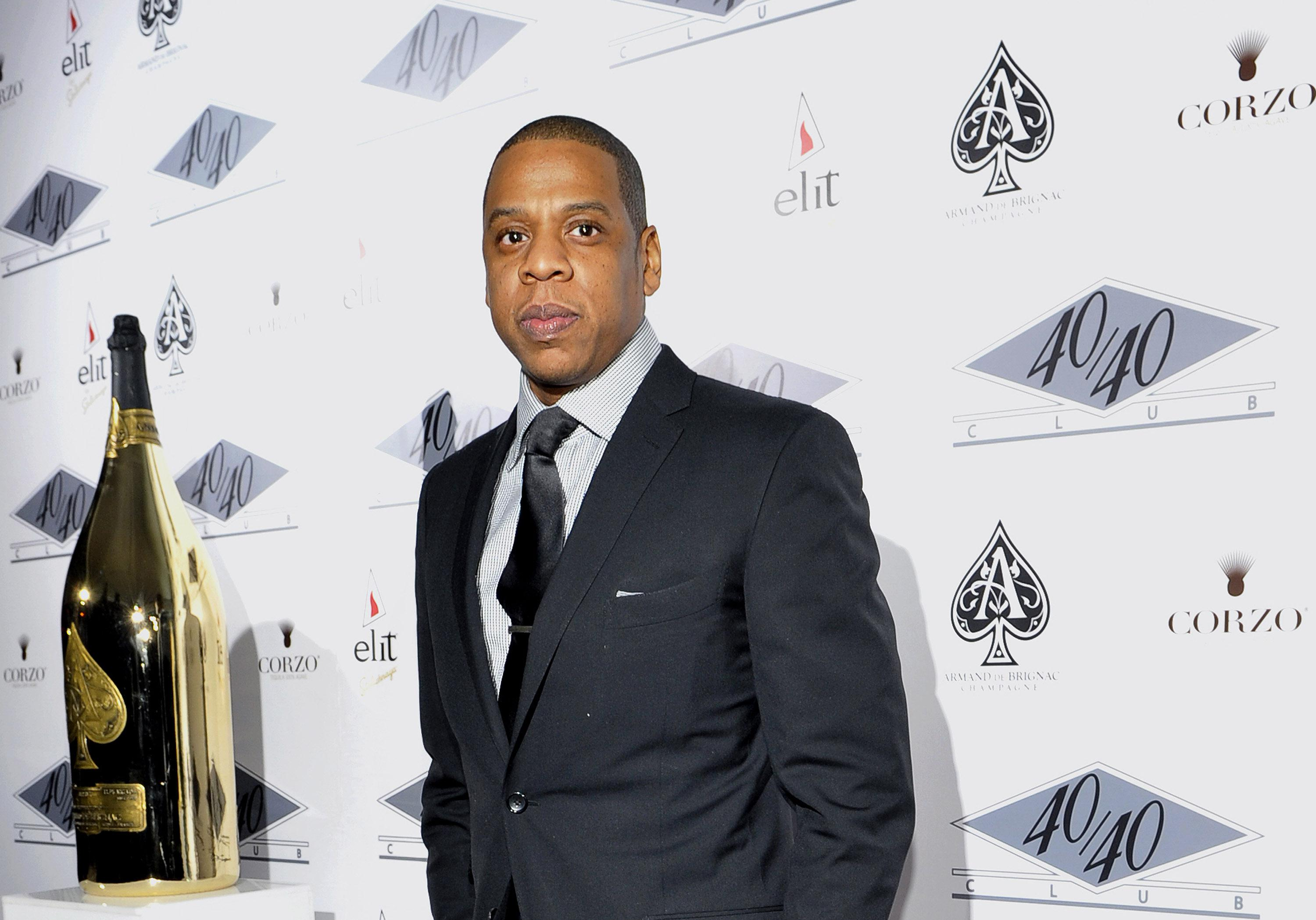Grand Re-Opening Of Jay-Z's 40/40 Club - Arrivals