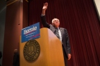Watch Out, Hillary! Presidential Candidate Bernie Sanders Brings Out Nearly 10,000 Supporters At Wisconsin Rally