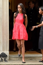 Malia Obama's Summer Internship Makes Her The Envy Amongst All The 'GIRLS'