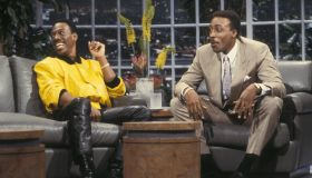 Eddie Murphy Visits The Arsenio Hall Show - July 13, 1987