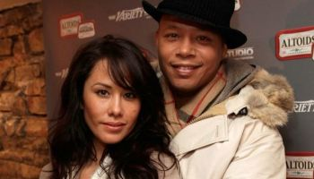 Michelle Ghent-Howard and Terrence Howard
