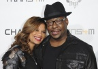Report: Bobby Brown's Wife Suffers Seizure After Bobbi Kristina's Funeral