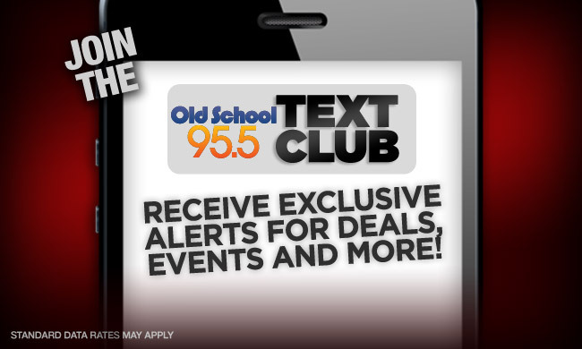 Old School 95.5 Text Club