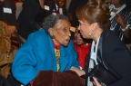 "Civil Rights Warrior Amelia Boynton Robinson, Portrayed In ""Selma,"" Dies At 104"
