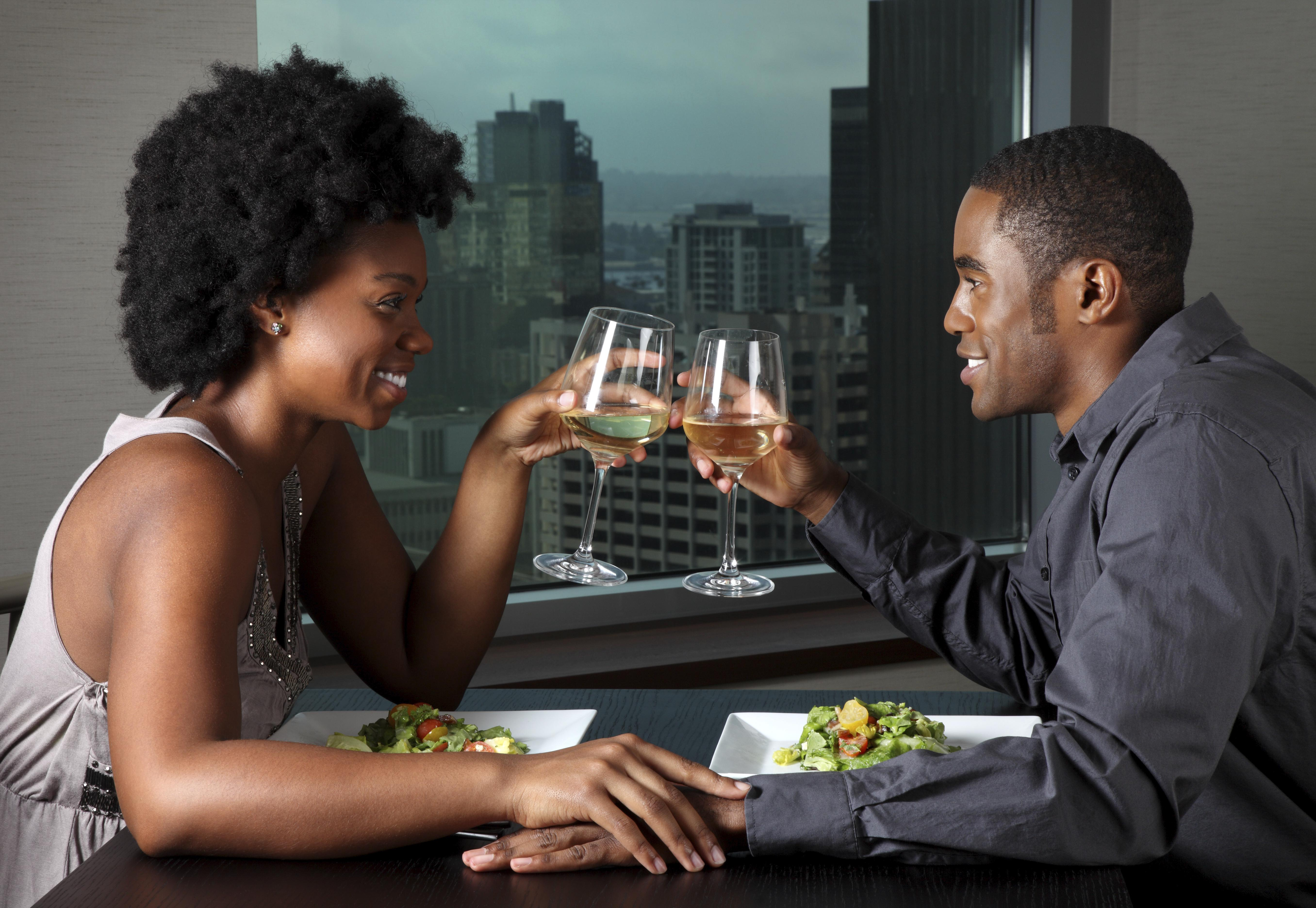 100 free african american dating