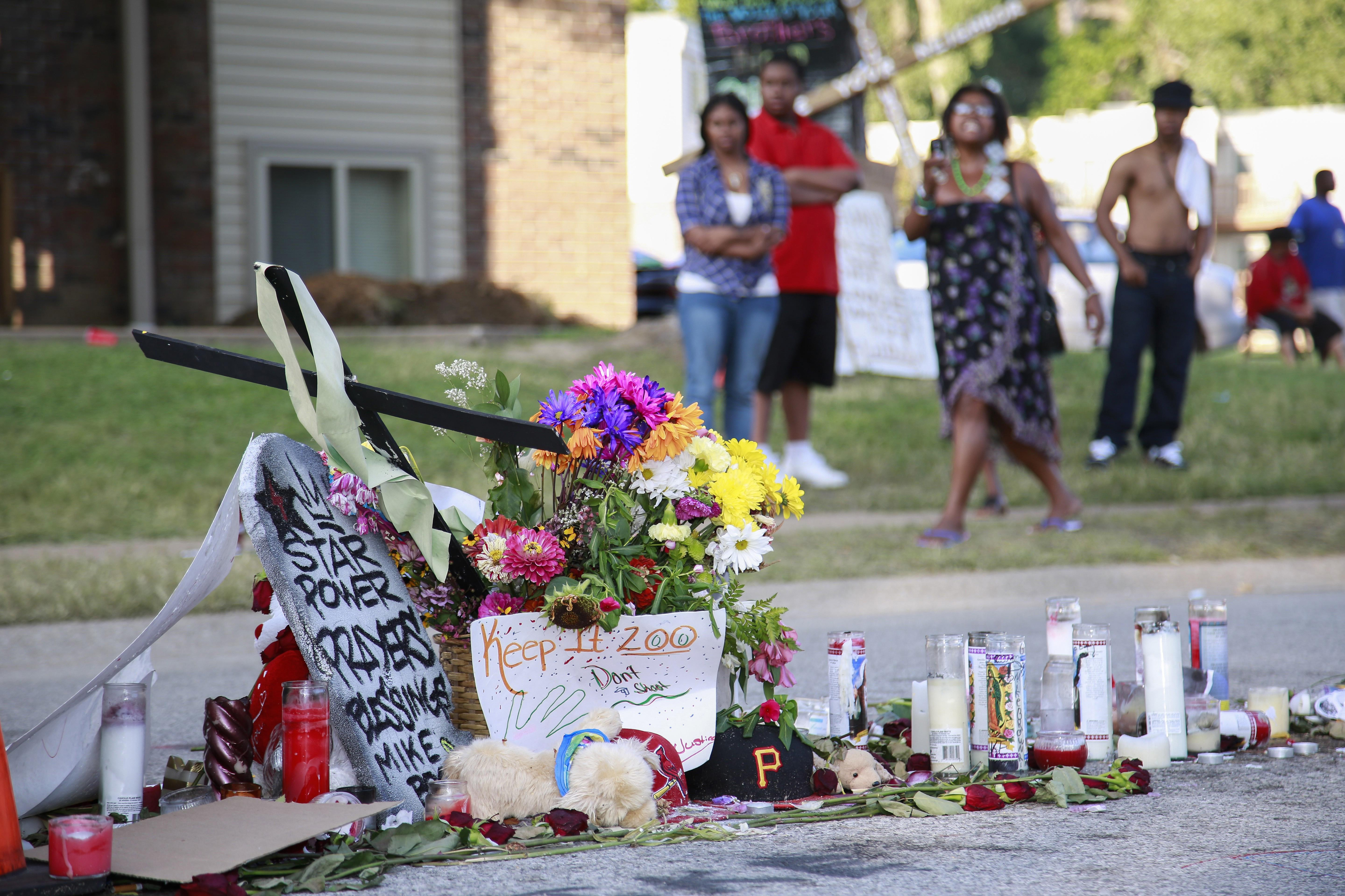 Protests after 23-year-old man killed by police in St Louis