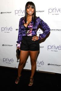 Keshia Knight Pulliam Celebrates Her Birthday At Prive