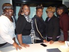 Jewell & Converted Talks Allstate Gospel Superfest With Evangelist Mary Tillman
