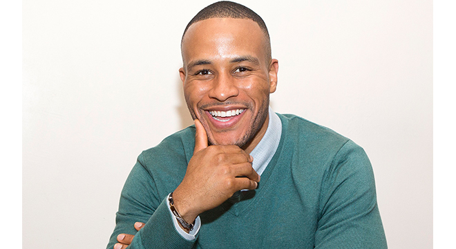 Devon Franklin Talks 'Woodlawn' Success, Going From Will Smith's Intern To Film Executive