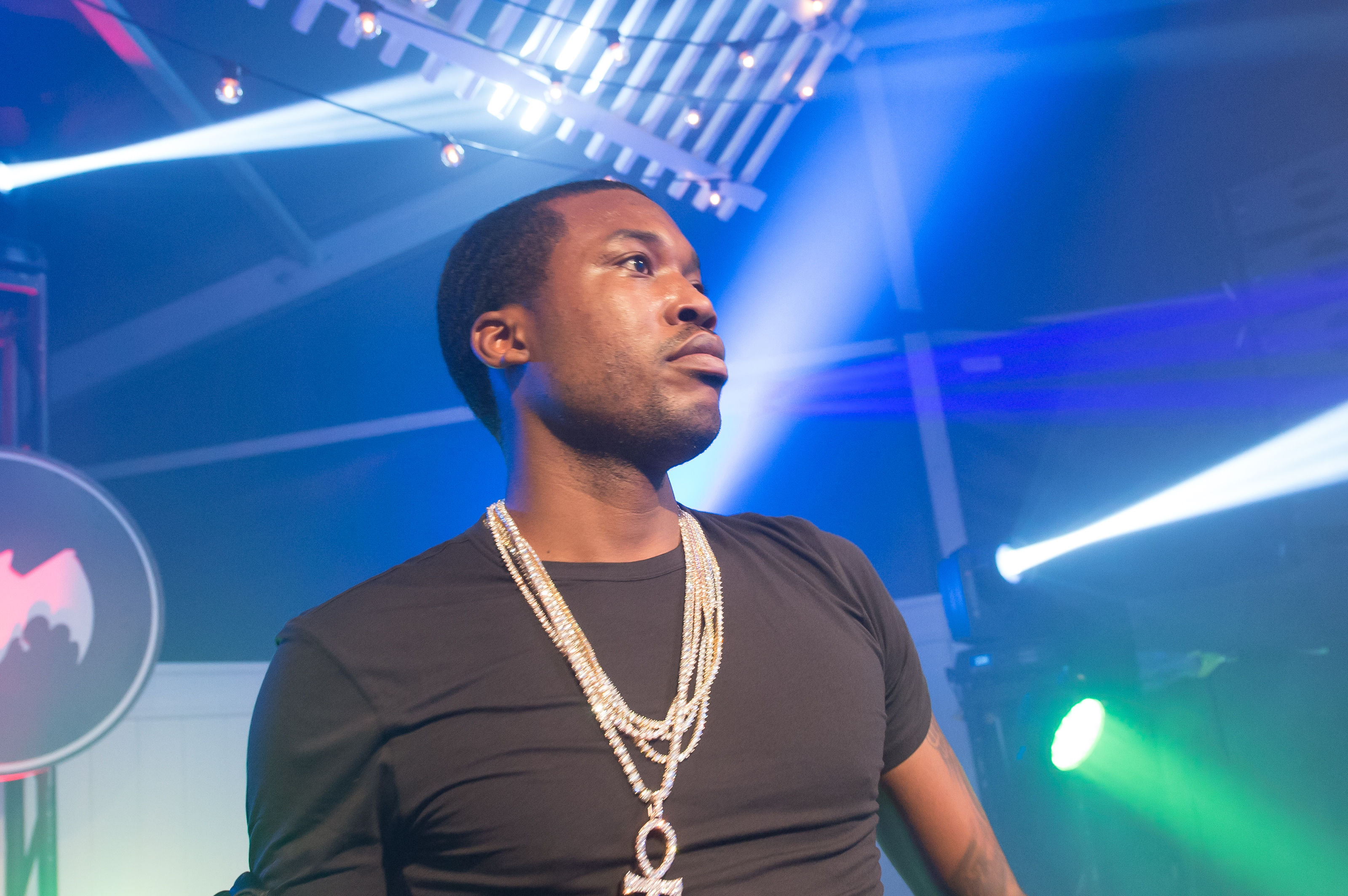 Meek Mill Can't Travel Due to A Judge Hatin' | 95 5 The Lou