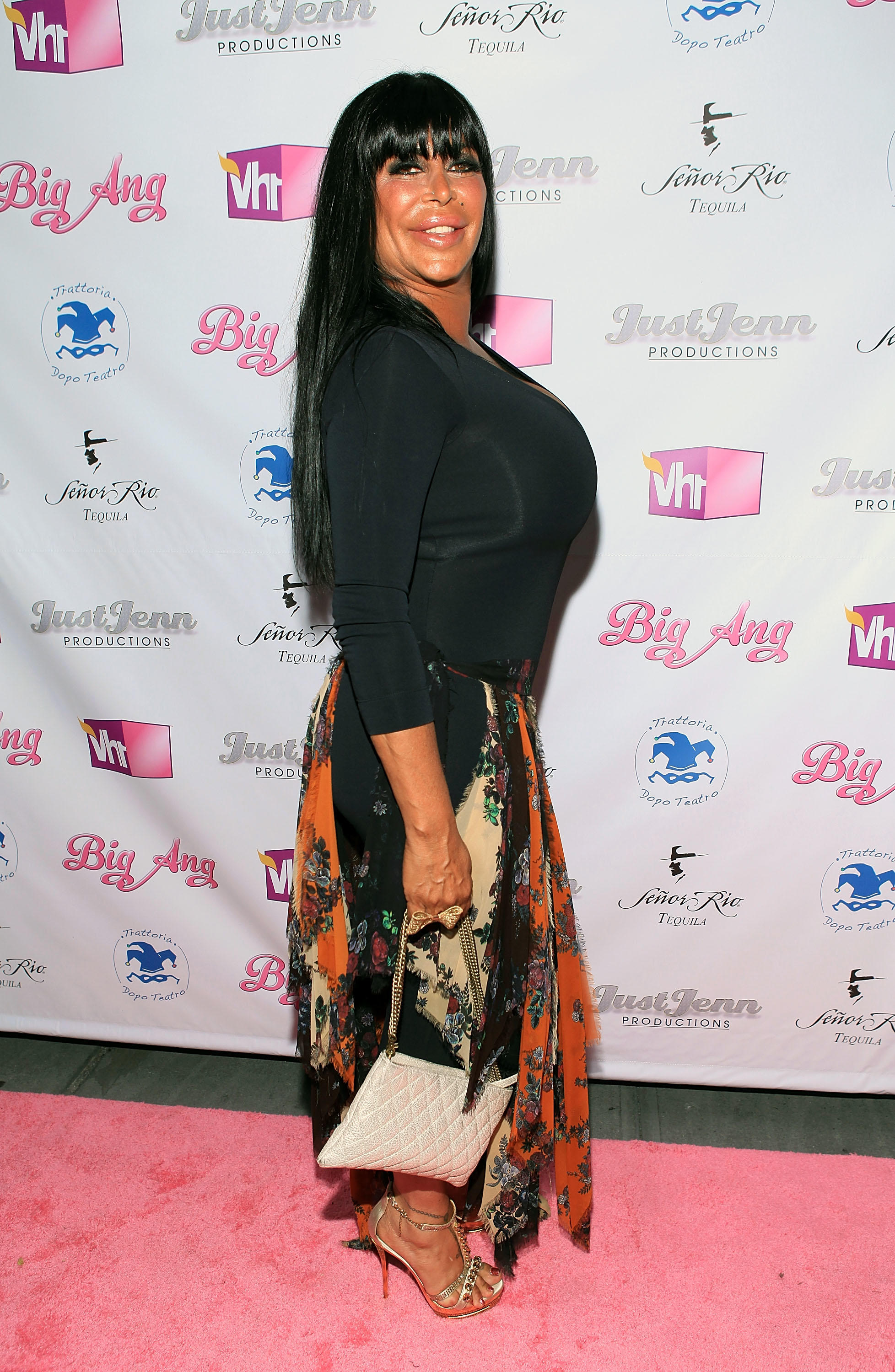 Big Ang at Big Ang NY screening