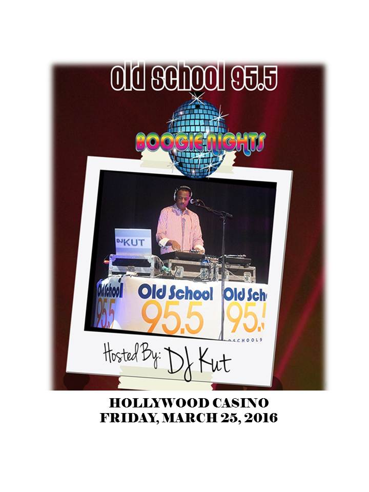 DJ Kut at Hollywood Casino for Boogie Nights