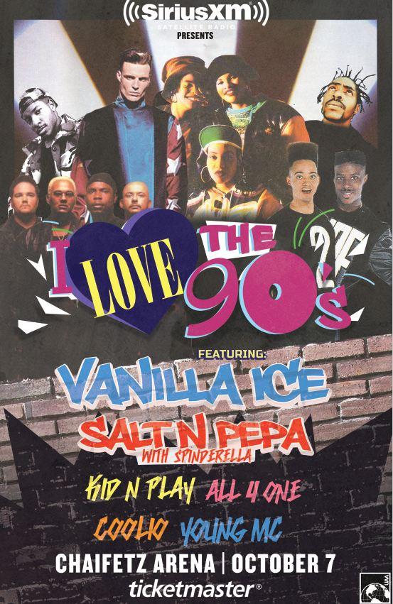 I Love the 90's STL