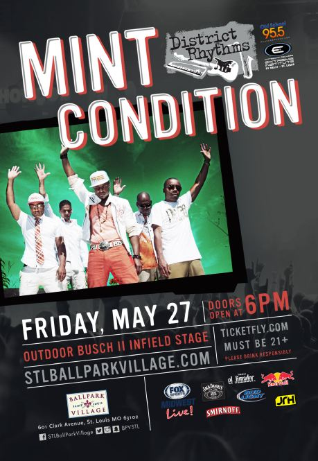 Mint Condition at Ballpark Village