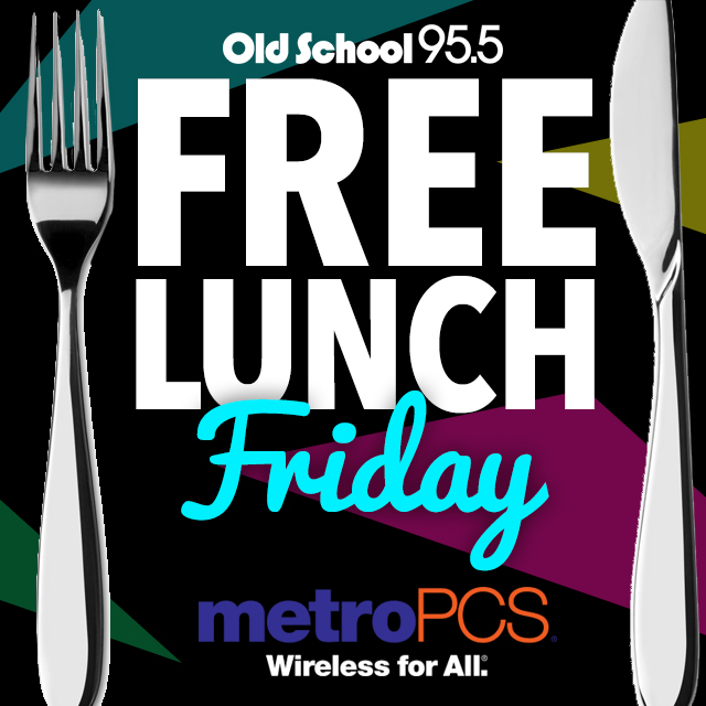 Free Lunch Fridays - MetroPCS - Page Graphics