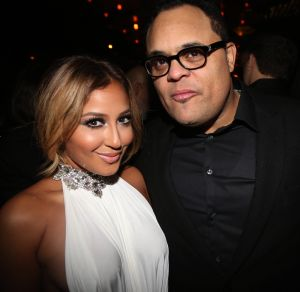 901c885ad1 Adrienne Bailon And Israel Houghton Hold Mr and Mrs Wedding Shower ...