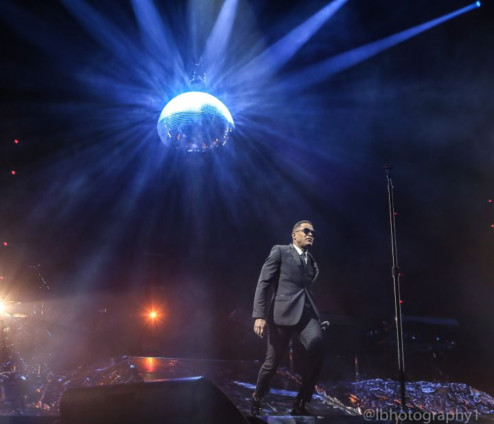 Maxwell and Mary J. Blige: King and Queen of Hearts Tour in St. Louis