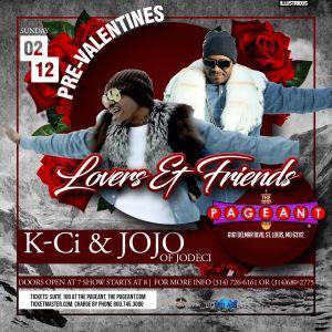 Celebrate Pre-Valentines with K-Ci and Jo Jo of Jodeci | 95 5 The Lou