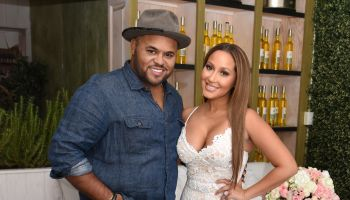 Adrienne Bailon And Israel Houghton's Wedding Shower