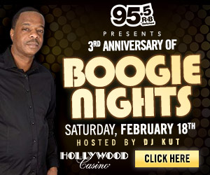Boogie Nights 3rd Anniversary