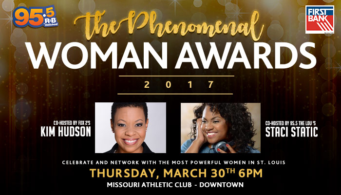 Phenomenal Woman with Hosts