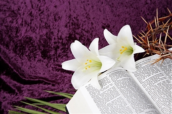 Easter, Good Friday and Palm Sunday