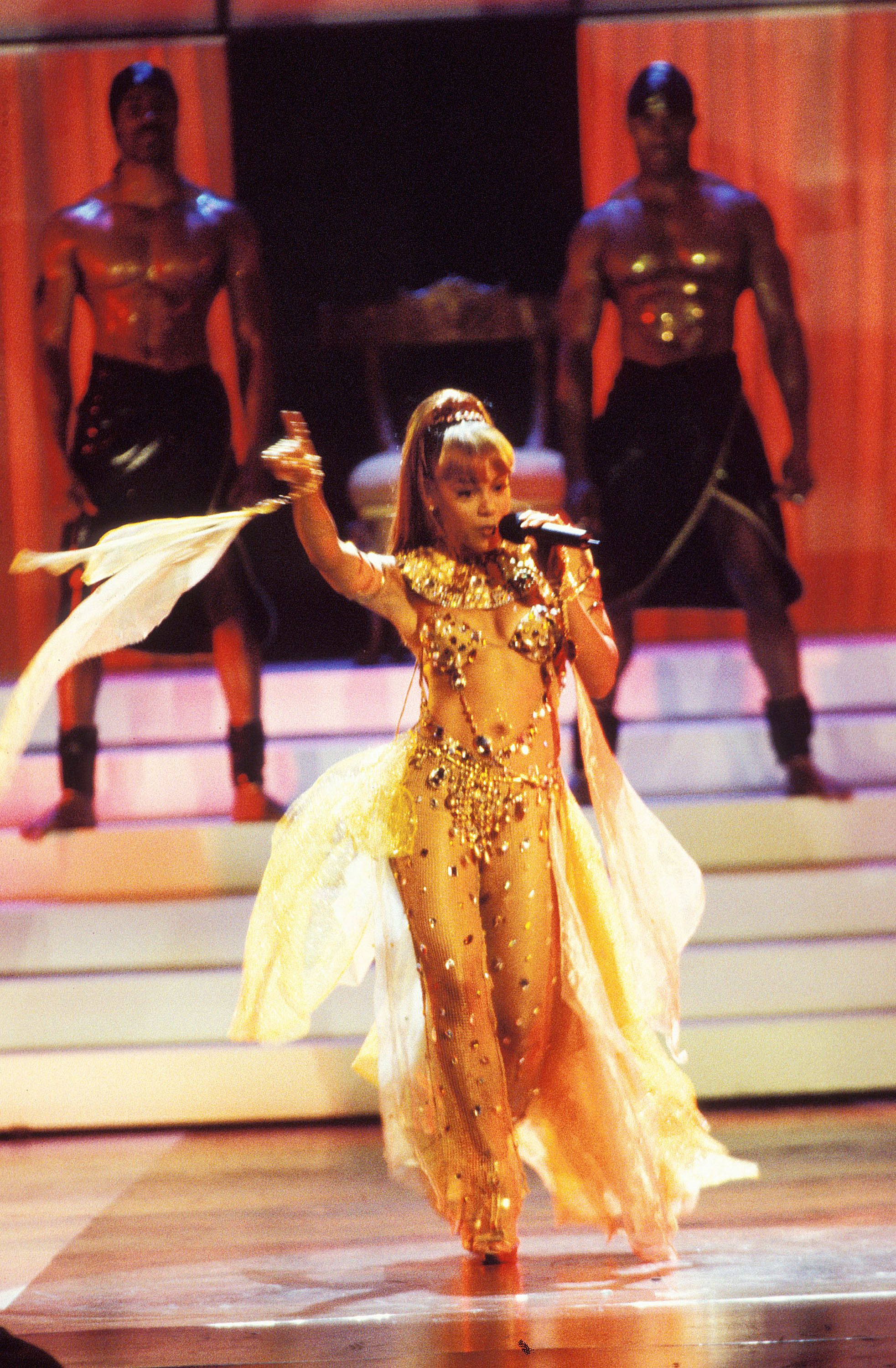 Lisa 'Left Eye' Lopes of TLC Killed in Car Accident - File Photos