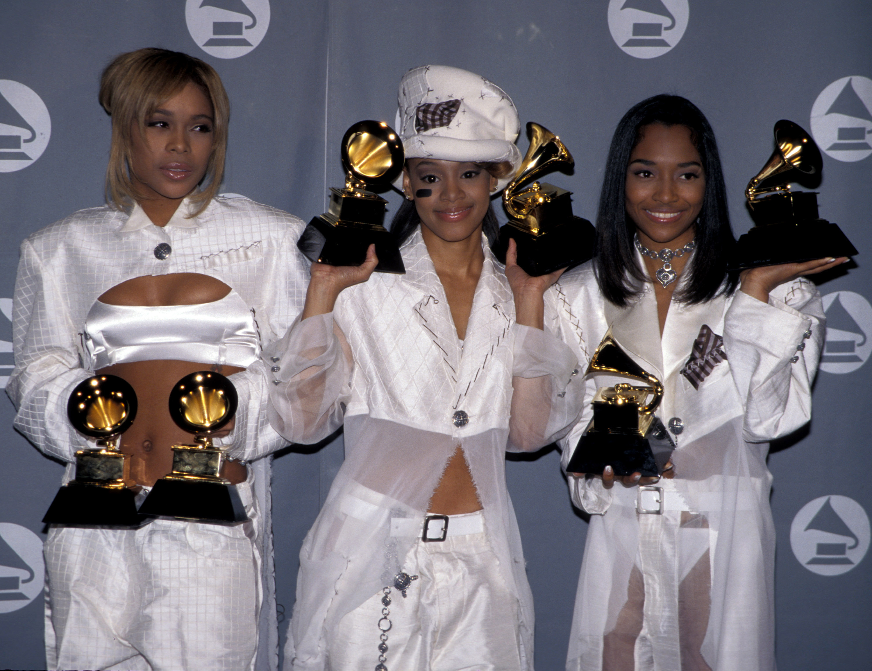 The 38th Annual GRAMMY Awards - Press Room