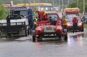 St. Louis area flooding