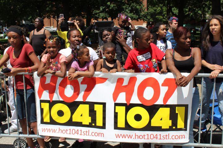 Hot 104.1 Owns May Day Parade 2017