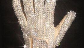 Motown 25 Sequin Glove Michael Jackson