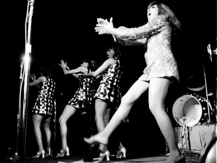 Tina Turner & The Ikettes