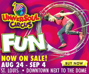Universoul Circus STL