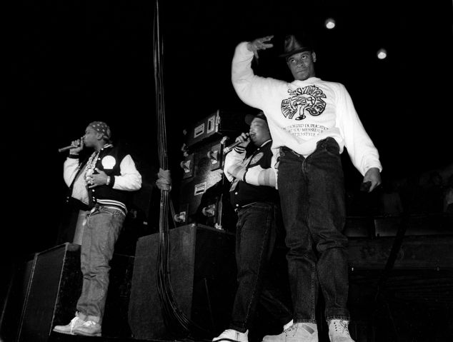 2 Live Crew Live In Concert In Chicago