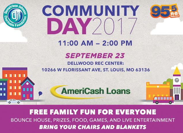 Community Day 2017 - September