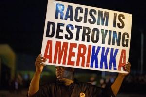 US-POLICE-RACISM-PROTEST-FERGUSON