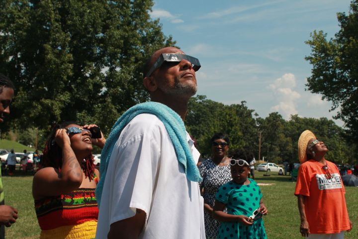 Total Solar Eclipse Party [PHOTOS]